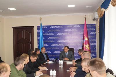 Костянтин Бриль закликав учасників АТО до консолідації зусиль