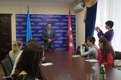 Костянтин Бриль: «Покладені на мене державницькі функції є не менш важливими, ніж служба в лавах СБУ»