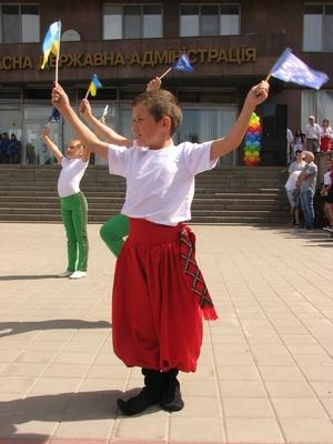 Запоріжці долучились до святкування старту безвізового режиму з ЄС