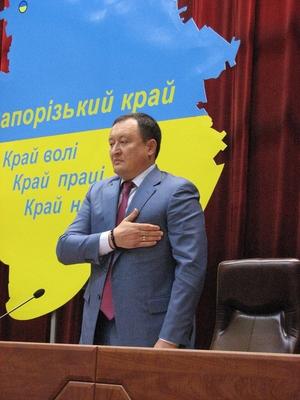 Костянтин Бриль: «На території Запорізької області тривають  дії, спрямовані на підтримку насильницької зміни чи повалення конституційного ладу»