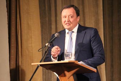 Костянтин Бриль провів публічний звіт перед громадою Запорізької області