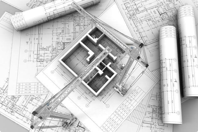 Разработка архитектурного проекта антресоли: 450 руб./м².