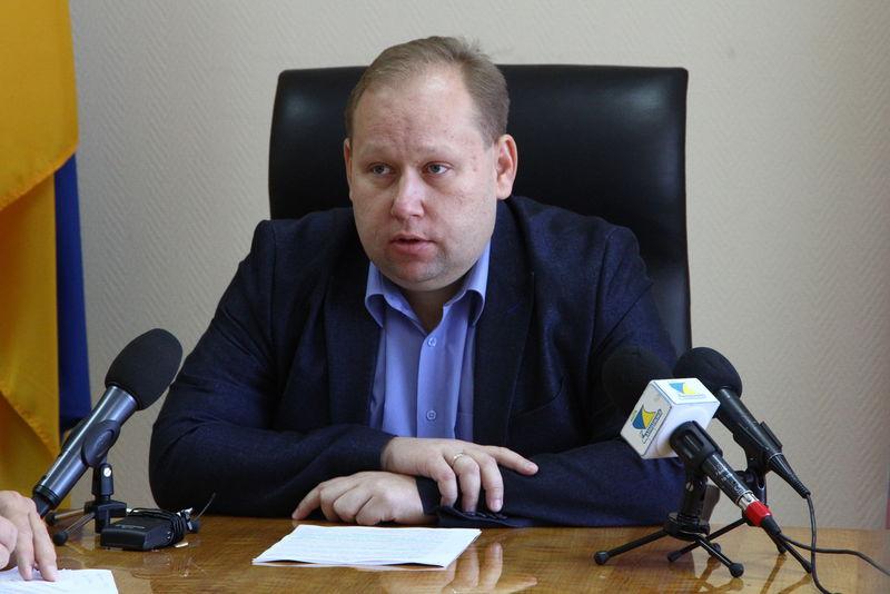 Заступник голови обласної державної адміністрації Гугнін Едуард Анатолійович