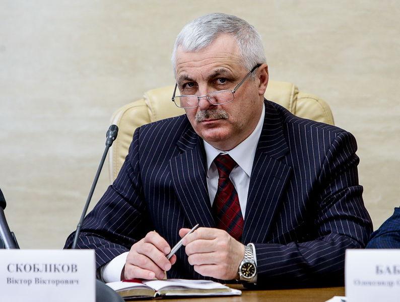 Заступник голови обласної державної адміністрації Скобліков Віктор Вікторович