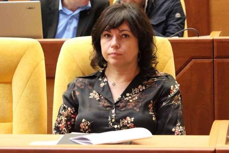 Перший заступник голови обласної державної адміністрації  Слепян Елла Валеріївна