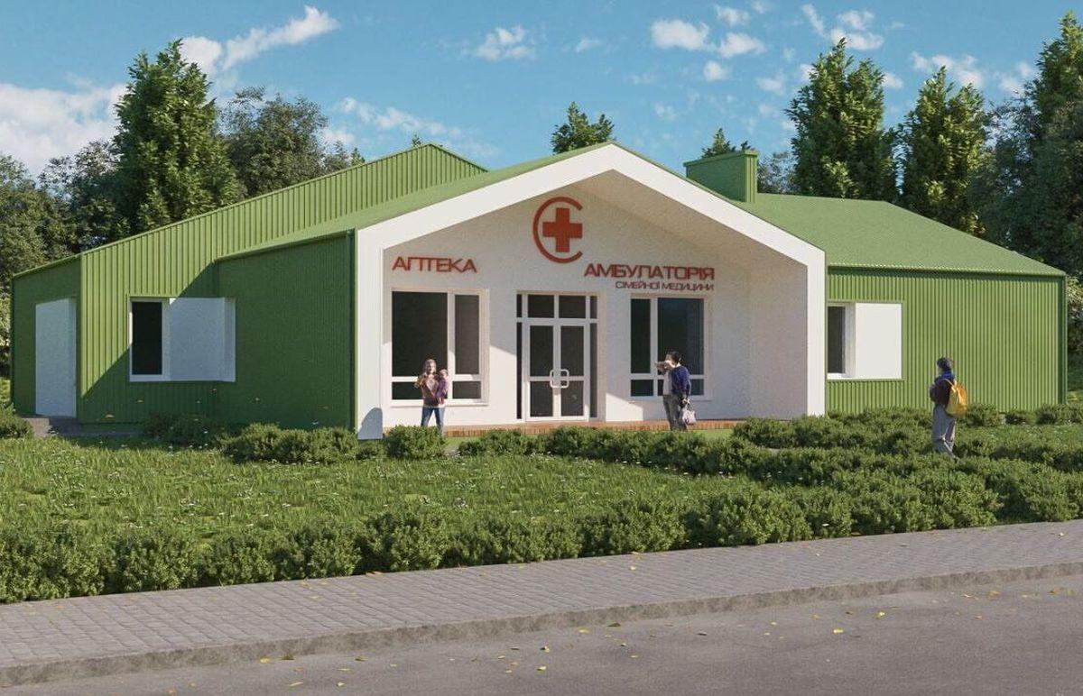 На Прикарпатті запрацюють нові амбулаторії